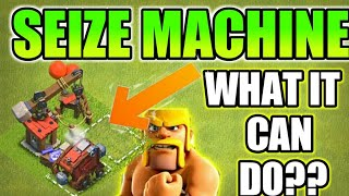"WHAT ""SEIZE MACHINE"" CAN DO😎? 