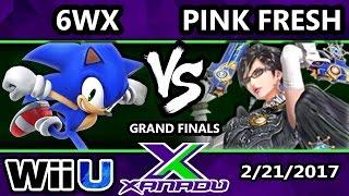 s x 190 circa   6wx sonic vs vgbc   pink fresh bayonetta ssb4 grand finals smash 4
