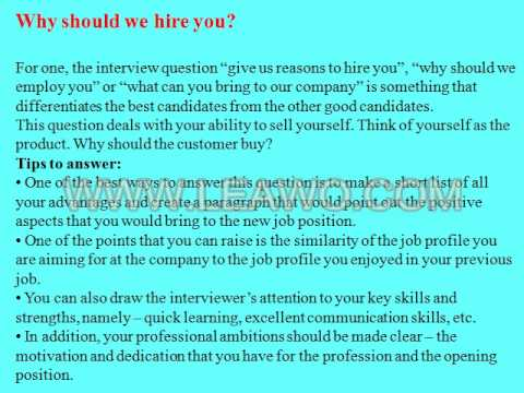 9 financial reporting analyst interview questions and answers