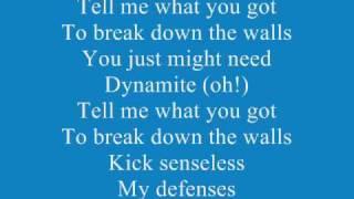 Demi Lovato - Got Dynamite Lyrics