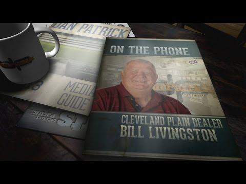 """Cleveland Plain Dealer's Bill Livingston: """"Cavs Have Bad Habits"""" 04/19/2017"""