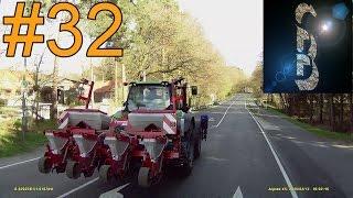 Sascha auf LKW-Tour #32 2015-04 B (Von Rechtem Schwachsinn, Traktoren und Eutern)