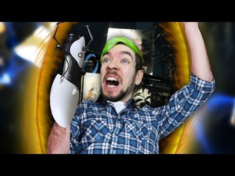 IS THIS FAREWELL!? | Portal 2 Co-Op #6 (END)