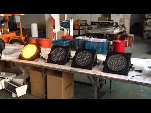 Solar Signal Lamp sync