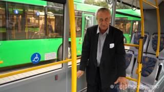 Новые автобусы для Екатеринбурга
