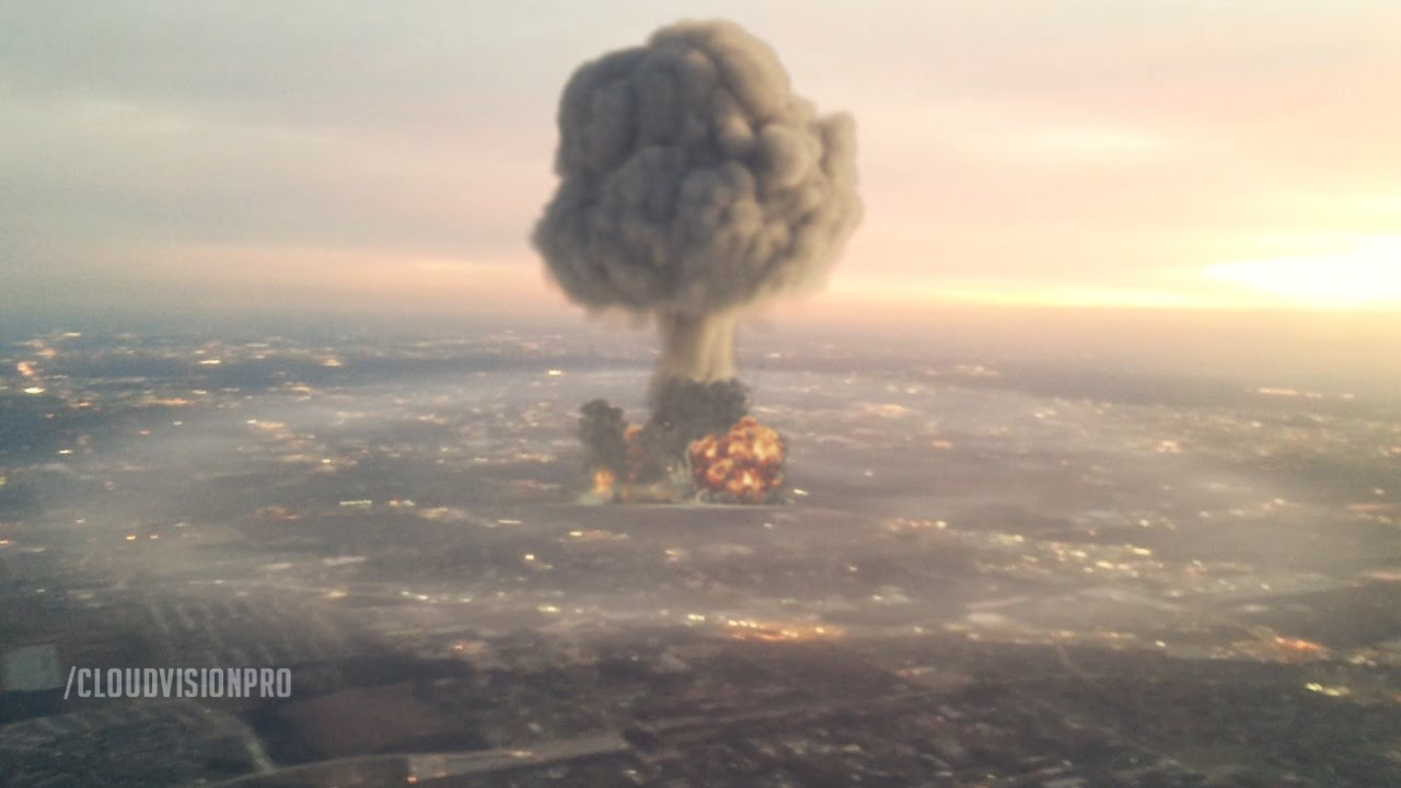 Nuclear explosion after effects 3ds max youtube for Explosions after effects