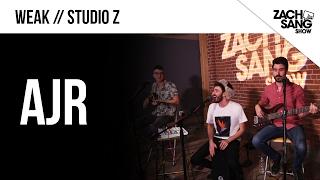 ajr weak live   studio z