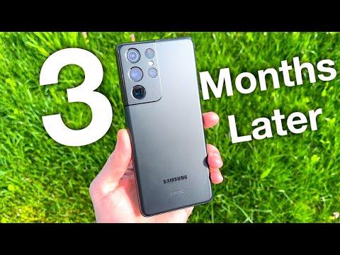 Samsung Galaxy S21 Ultra: A Long Term User Review After 3 Months!
