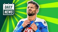 8 Spiele ohne Sieg: SSC Neapel in der Krise! Gomez mit Hattrick - aber kein Tor zählt!