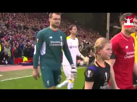 A match worth remembering (Liverpool vs Dortmund) Anfield