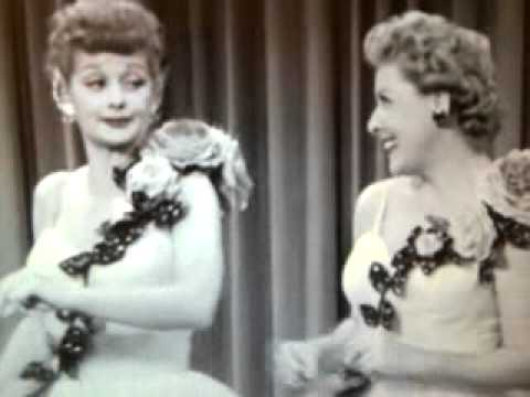 Lucy & Ethel! Friendship Song