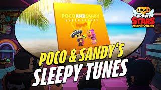 """Poco & Sandy's """"Sleepy Tunes"""""""