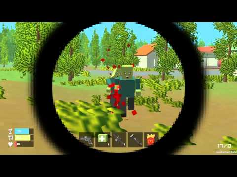 ZomB | Indie Game| The Next Unturned?