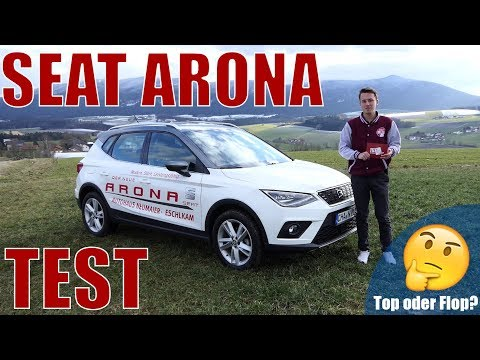 Seat Arona 2018 Test │ deutsch │ Review