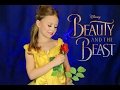 Disney's Beauty and the Beast Belle Makeup Tutorial