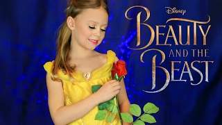 Disney's Beauty and the Beast Belle Makeup Tutorial thumbnail