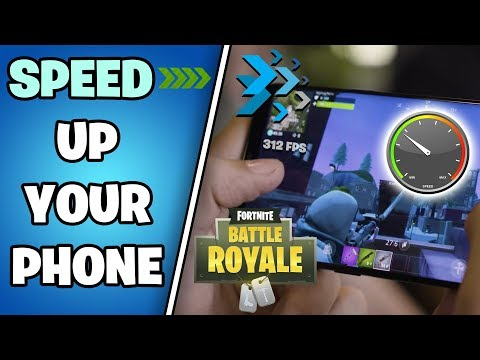 How To BOOST FPS In Fortnite Android To MAXIMUM SPEEDS (Optimize Your Phones)