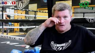 RICKY HATTON: A TRIP DOWN MEMORY LANE - PART 1