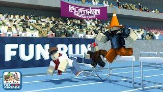 Roblox Run - Soyez le premier à franchir la ligne d'arrivée (Xbox One Gameplay)