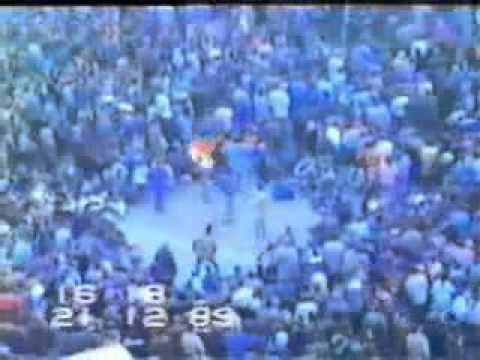 Bucuresti 1989-21 dec.