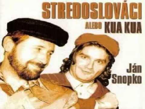 Stredoslováci-Zdenička z Prahy