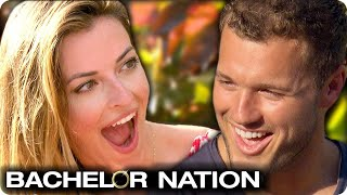 👫 Colton Asks Tia To Be His Girlfriend! 💑 | Bachelor In Paradise