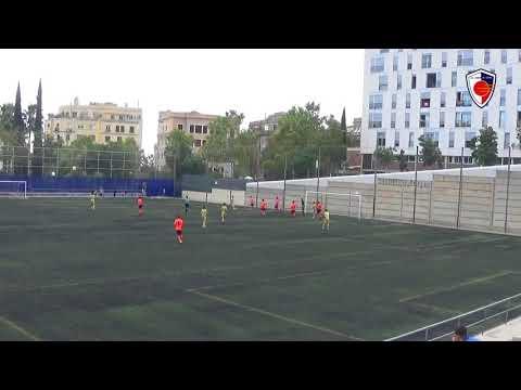 Resum AE Josep Maria Gené - CF Badalona (17-18)