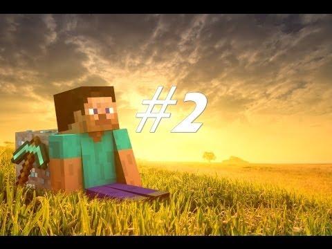 Minecraft Hardcore Survival Ep.2 - Строеж На Малка Начална Къщичка.