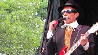 Shuggie Otis...Central Park...08.11.2013...Inspiration Information!! & Tryin