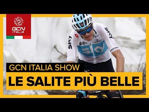 Le salite italiane più belle | GCN Italia Show 4