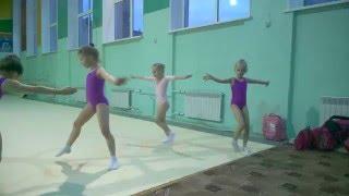 Гимнастика Гармония Челябинск март 2016