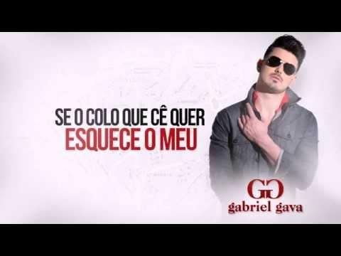 Problema é Seu - Gabriel Gava (Lyrics)
