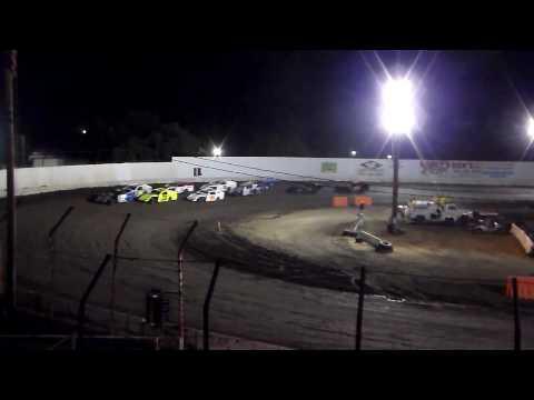 IMCA Modifieds Main Event - Barona Speedway 4/22/17
