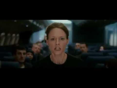 Jodie Foster Flightplan scene