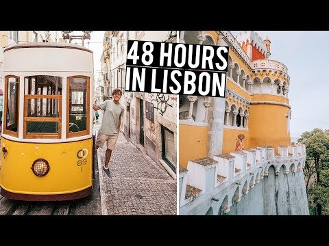 48 Hours in Lisbon, Portugal | Everything to See & Do