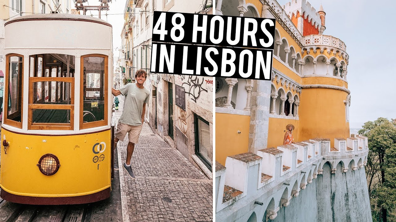 Download 48 Hours in Lisbon, Portugal | Everything to See & Do