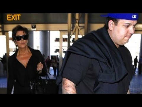 Rob Kardashian Is Finally Hitting The Gym from YouTube · Duration:  1 minutes 51 seconds