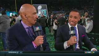 NBCSN Super Bowl 52 Post Game coverage 2018 PHI vs NE