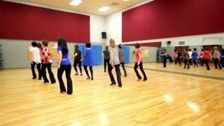 Hey Ho - Line Dance (Dance & Teach in English & 中文)
