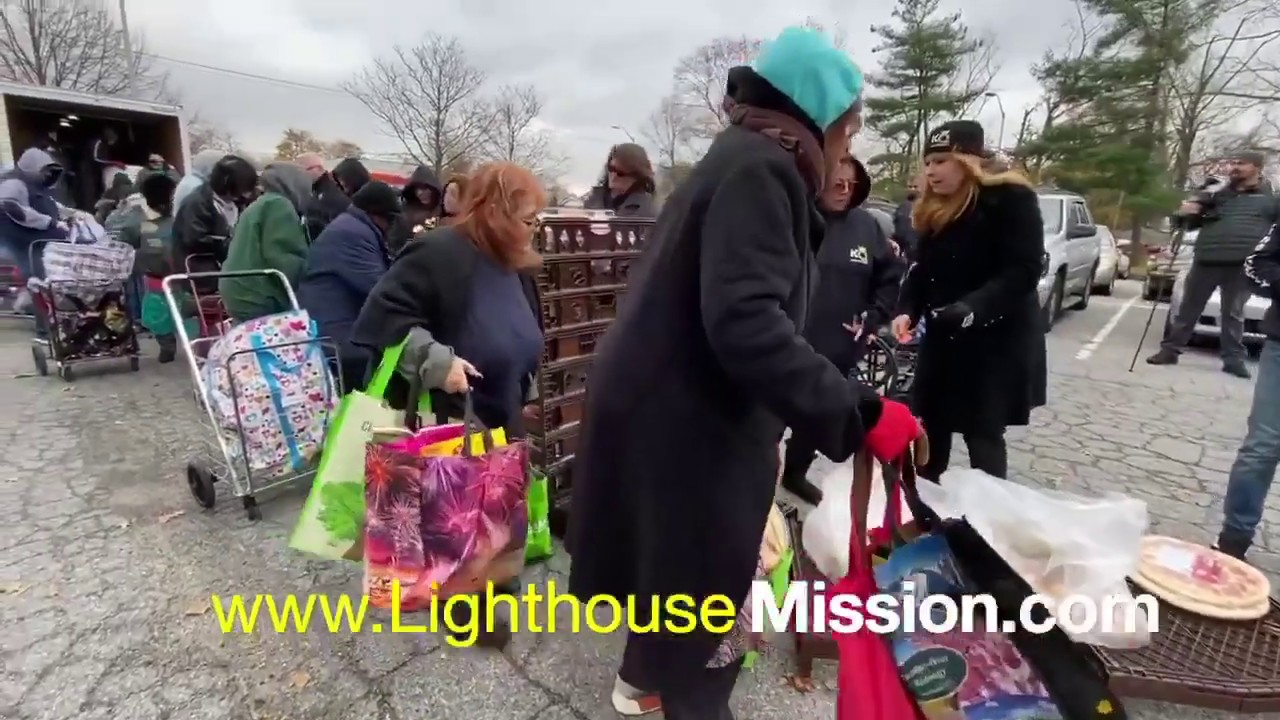 Thanksgiving Food Outreach Message (2019)
