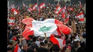 رجال دين يشاركون الحراك الشعبي اللبناني ثورة لبنان 2019