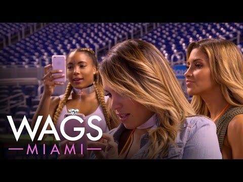 "WAGS Miami | ""WAGS Miami"" Stars Go Fishing for Marlins Players 