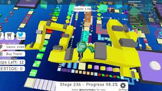 Roblox Mega Fun Obby 2 Hholykukingames Playing Stages 230 To 240 Plus Code