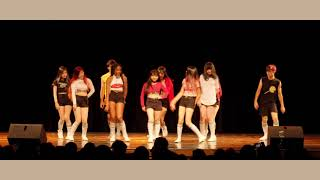 #FK4 - Wee Woo - Pristin - cover by Upside Down