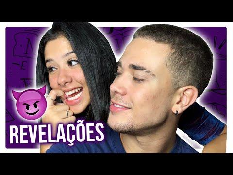 A NOSSA PRIMEIRA VEZ! (Feat. Cinthia Cruz)
