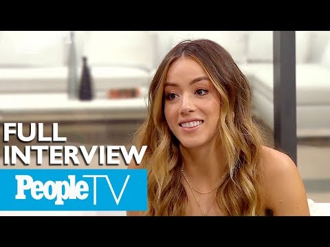 'Abominable' Star Chloe Bennet On Diverse Casting In Hollywood | PeopleTV