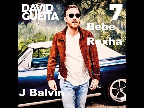 David Guetta - Say My Name ft.Bebe Rexha & J (Official Music)