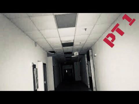 Exploring Abandoned manufacturing facility (triggered an alarm!)