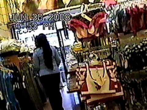 Shopping at the Free Zone, Panamá 1