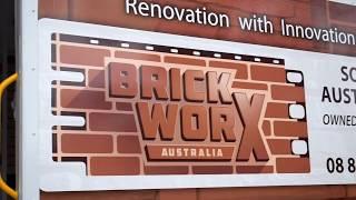 Brickworx Australia Artificial Stone Installation - Home Rennovation